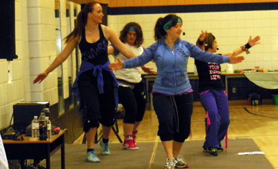 how to get certified to teach zumba